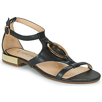 Sapatos Mulher Sandálias JB Martin BOCCIA Preto