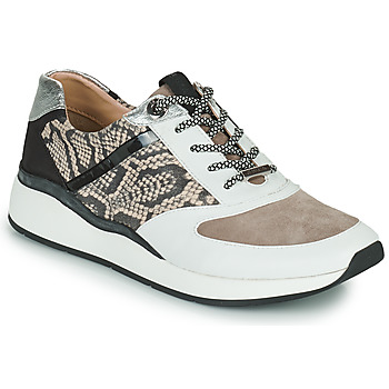 Sapatos Mulher Sapatilhas JB Martin 1KALIO Branco / Bege / Preto