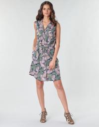 Textil Mulher Vestidos curtos Deeluxe NESSI Multicolor