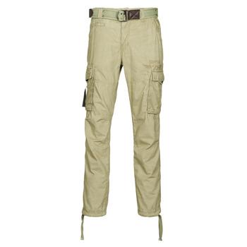 Textil Homem Calça com bolsos Deeluxe TROPERY Cáqui