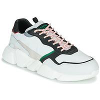 Sapatos Homem Sapatilhas Serafini OREGON Branco / Preto