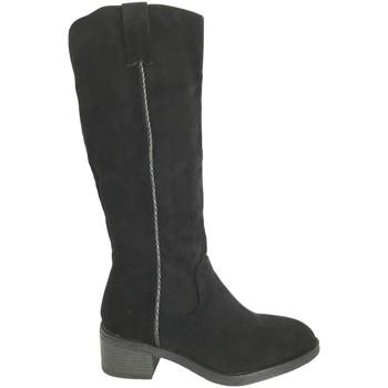 Sapatos Mulher Botas H&d HD-521 Negro