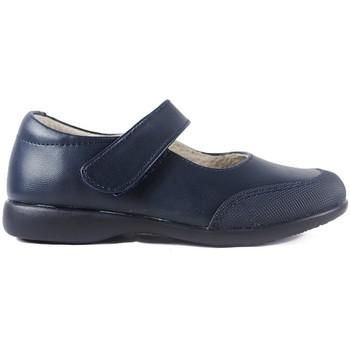 Sapatos Rapariga Sapatos & Richelieu Bubble Bobble Zapatos Colegial  A005 Marino Azul