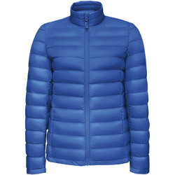 Textil Mulher Quispos Sols WILSON PADDED WOMEN Azul