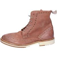 Sapatos Mulher Botas baixas Moma BR943 Cor de rosa