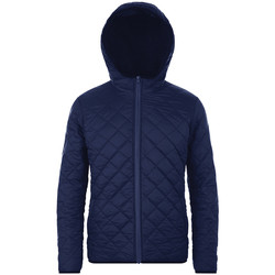 Textil Mulher Quispos Sols ROVER PADDED WOMEN Azul