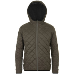 Textil Mulher Quispos Sols ROVER PADDED WOMEN Marrón