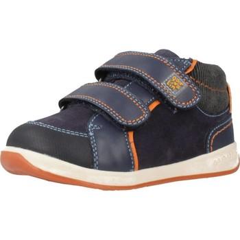 Sapatos Rapaz Sapatilhas Garvalin 191312 Azul