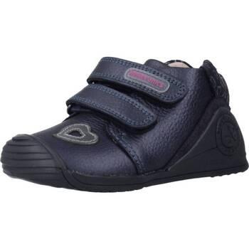 Sapatos Rapariga Sapatilhas Biomecanics 191125 Azul