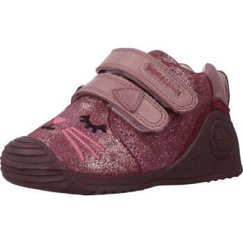 Sapatos Rapariga Sapatilhas Biomecanics 191135 Rosa