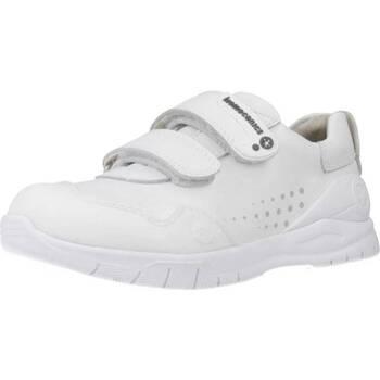 Sapatos Rapariga Sapatilhas Biomecanics 182195 Branco