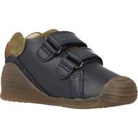 Sapatos Rapaz Sapatilhas Biomecanics 191153 Azul