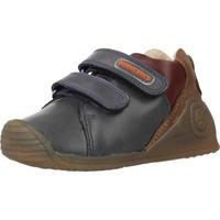 Sapatos Rapaz Sapatilhas Biomecanics 191155 Azul