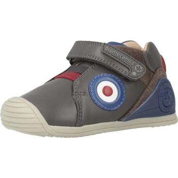Sapatos Rapaz Sapatilhas Biomecanics 191157 Cinza