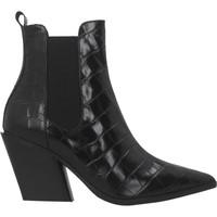 Sapatos Mulher Botins Elvio Zanon EK2604X Preto