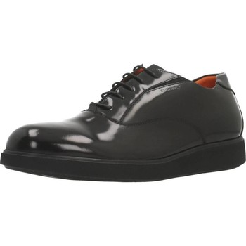 Sapatos Mulher Richelieu Stonefly TOWN 13 BRUSH OFF Preto