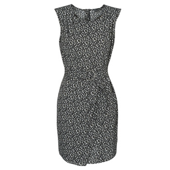 Textil Mulher Vestidos curtos Ikks BQ30045-03 Preto