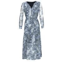 Textil Mulher Vestidos compridos Ikks BQ30285-45 Azul