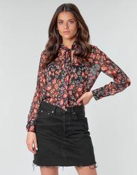 Textil Mulher Tops / Blusas Ikks BQ13105-03 Multicolor
