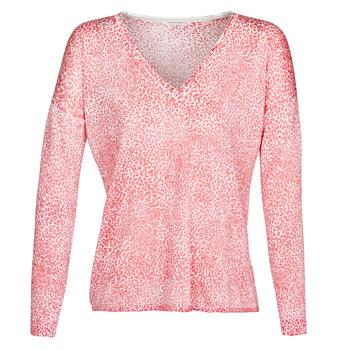 Textil Mulher camisolas Ikks BQ18115-36 Rosa
