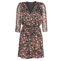 Textil Mulher Vestidos curtos Ikks BQ30095-03 Multicolor