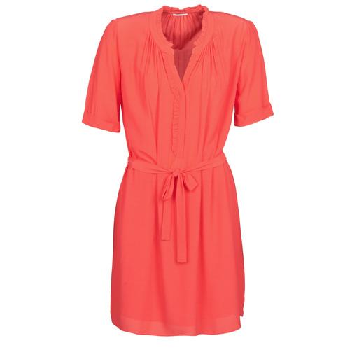 Textil Mulher Vestidos curtos Ikks BQ30335-36 Laranja