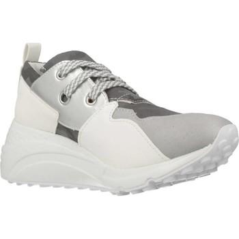 Sapatos Mulher Sapatilhas Steve Madden CLIFF Branco