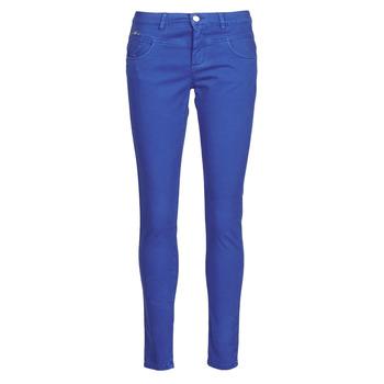 Textil Mulher Calças One Step LE JUDY Azul