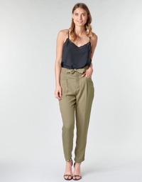 Textil Mulher Calças finas / Sarouels One Step PIRAM Cáqui