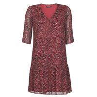 Textil Mulher Vestidos curtos One Step RINDA Bordô