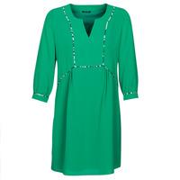 Textil Mulher Vestidos curtos One Step RUFINO Verde