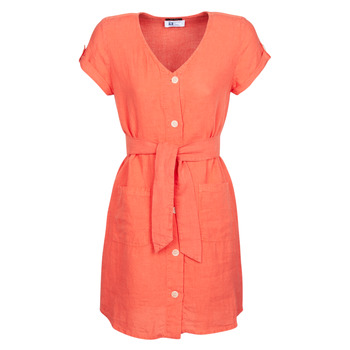 Textil Mulher Vestidos curtos One Step RONIN Laranja
