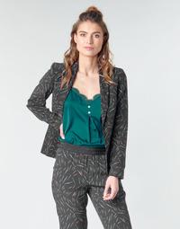 Textil Mulher Casacos/Blazers One Step NELLY Preto