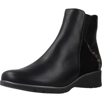 Sapatos Mulher Botins Piesanto 195977 Preto