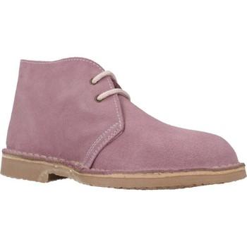 Sapatos Mulher Botas baixas Swissalpine 514W Rosa
