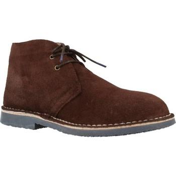 Sapatos Homem Botas baixas Swissalpine 514M Marron