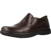 Sapatos Homem Mocassins Stonefly SEASON III 1 Marron