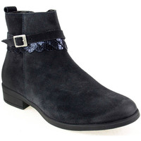 Sapatos Mulher Botins Walkwell U Ankle boots CASUAL Azul