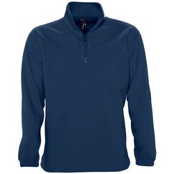 Textil Casaco polar Sols NESS POLAR UNISEX Azul