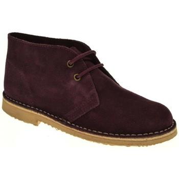 Sapatos Mulher Botas baixas Taum 514 Rojo