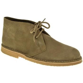 Sapatos Mulher Botas baixas Taum 514 Beige