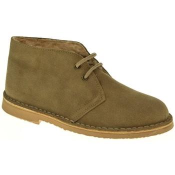 Sapatos Mulher Botas baixas Taum 514BO Beige
