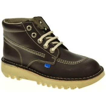 Sapatos Homem Botas baixas Taum 100 Marrón