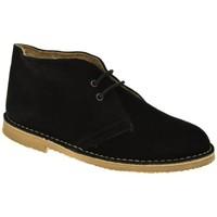 Sapatos Homem Botas baixas Taum 514BO Negro