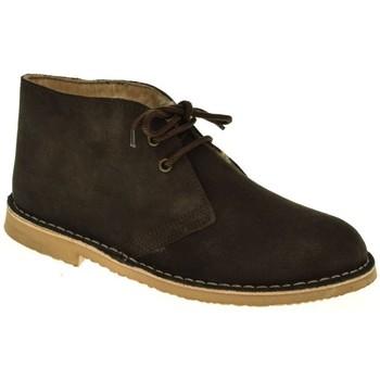 Sapatos Homem Botas baixas Taum 514BO Marrón