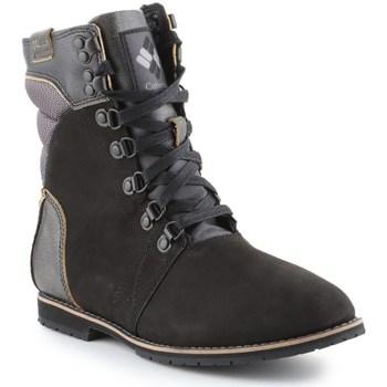 Sapatos Mulher Botas baixas Columbia Twentythird Ave WP Mid Preto