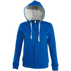 Textil Mulher Sweats Sols SOUL WOMEN SPORT Azul