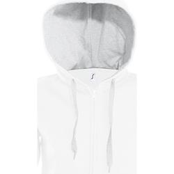 Textil Mulher Sweats Sols SOUL WOMEN SPORT Blanco