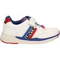 Sapatos Criança Multi-desportos Levi's VORE0012S NEW OREGON Blanco
