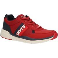 Sapatos Criança Sapatilhas Levi's VORE0016S NEW OREGON Rojo